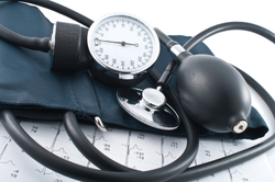 Manometer, stethoscope
